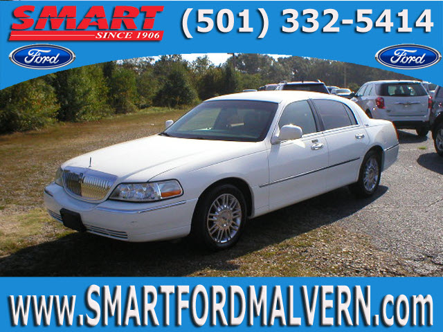 2008 Lincoln Town Car For Sale In Malvern Arkansas 186651627
