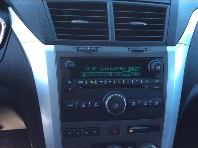 2009 Chevrolet Traverse LT:P0726