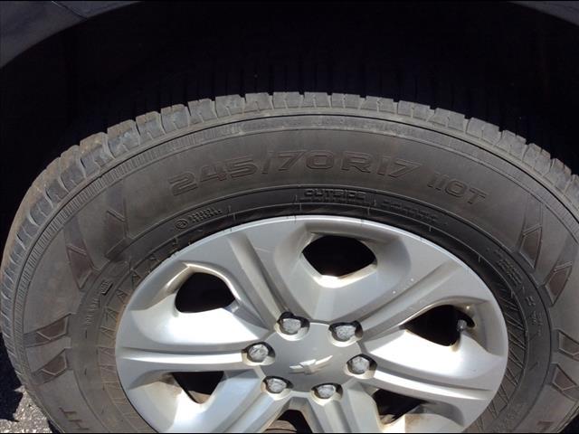 2012 Chevrolet Traverse LS:P0727
