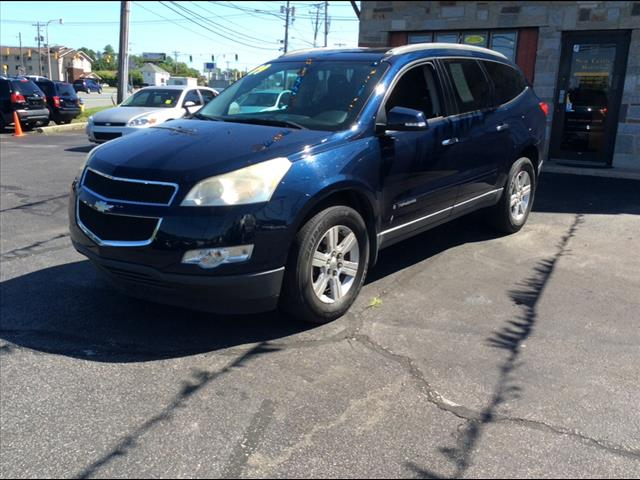 2009 Chevrolet Traverse LT:P0726