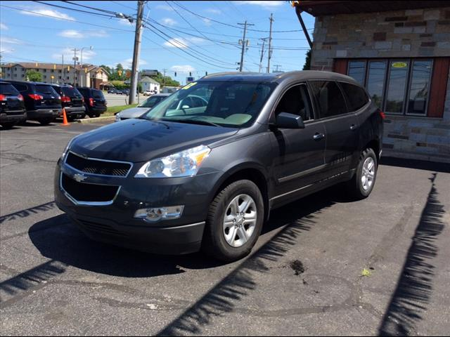 2012 Chevrolet Traverse LS:P0727