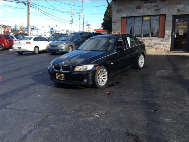 2011 BMW 3 Series 328i – P0514