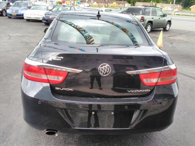 2013 Buick Verano Convenience Group:P0707