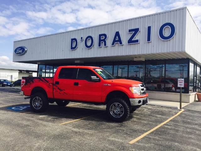d orazio ford car and truck dealer in wilmington illinois 138909 getauto com getauto com