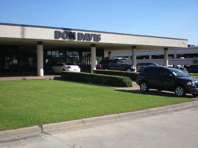 Don Davis Dodge >> Don Davis Dodge Car And Truck Dealer In Arlington Texas