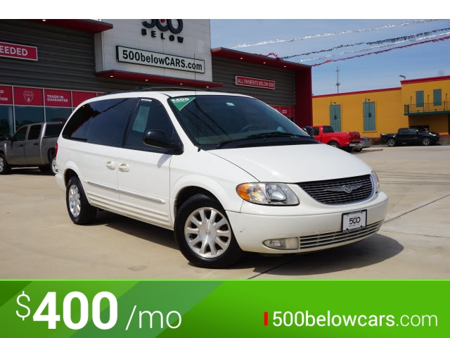 Chrysler Town & Country LXi