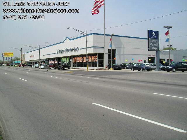Village Automotive Car And Truck Dealer In Royal Oak Michigan