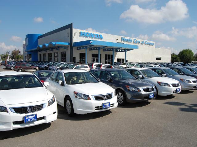 Honda Cars Of Corona >> Honda Cars Of Corona Car And Truck Dealer In Corona