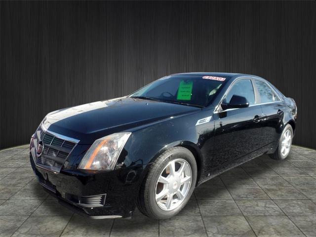 2009 Cadillac CTS 3.6L V6