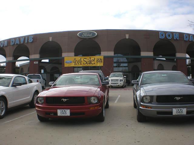 Don Davis Ford >> Don Davis Ford Car And Truck Dealer In Arlington Texas