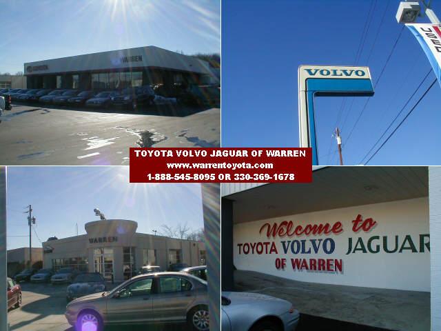 Toyota Volvo Of Warren Car And Truck Dealer In Warren Ohio