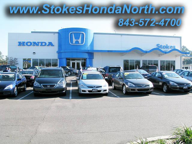 Amazing Stokes Honda North Charleston