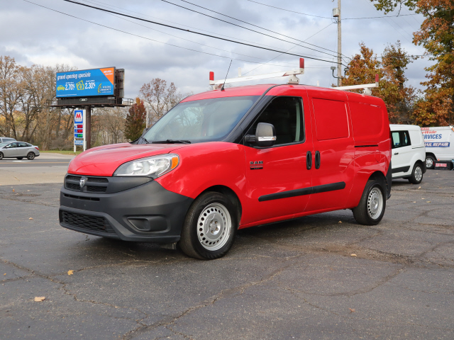 2015 RAM ProMaster City Wagon Base