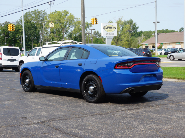 2016 Dodge Charger Police