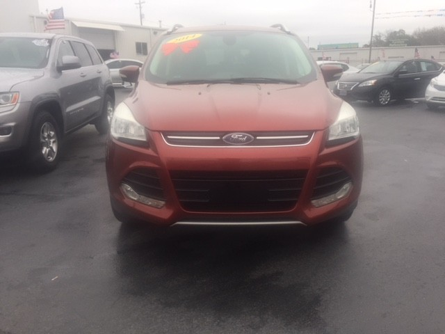 2014 Ford Escape Titanium – U6047