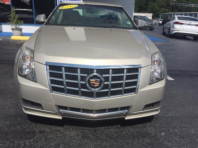 2013 Cadillac CTS 3.0L Luxury–U6071
