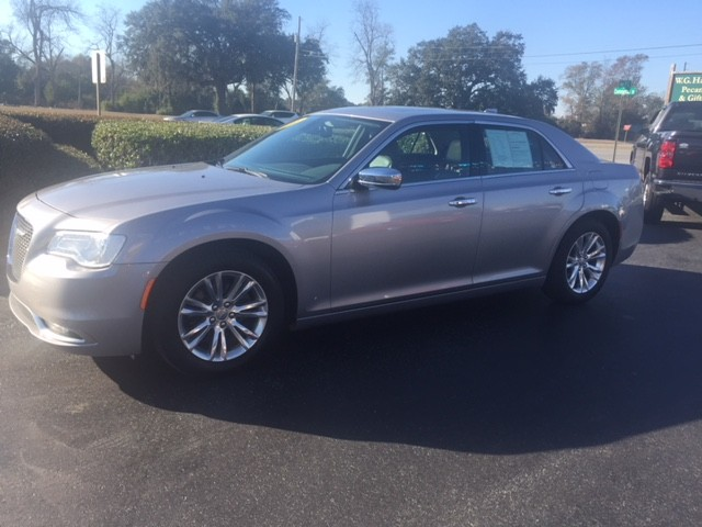 2016 Chrysler 300 C – U6148