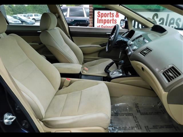 2006 Honda Civic LX:6L058212