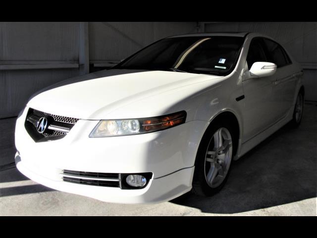 2008 Acura TL Base:8A010344