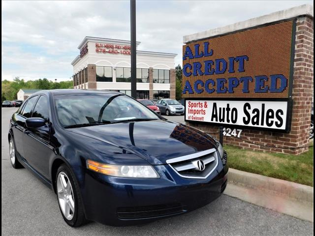 Used Acura TL Base Other For Sale A Buford GA - Acura tl 2006 for sale