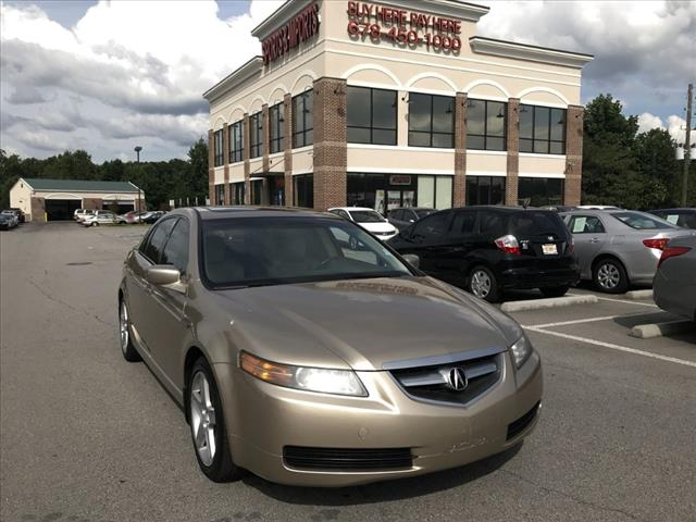 Used Acura TL Other For Sale A Buford GA - Used 2005 acura tl