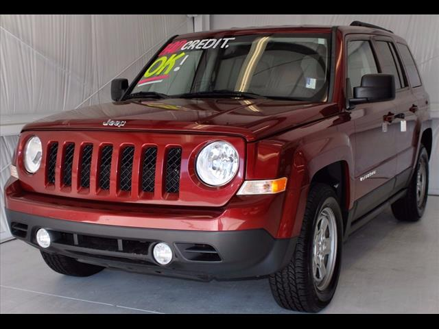 2012 Jeep Patriot Sport:CD602306