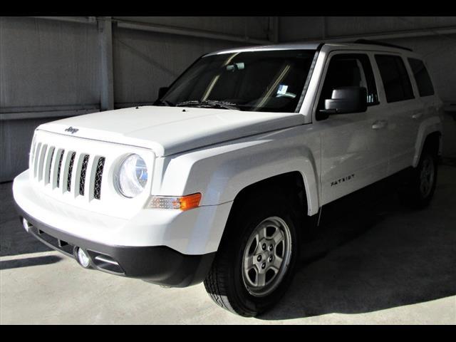 2014 Jeep Patriot Sport – ED917211