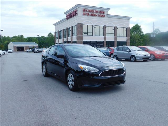 2016 Ford Focus S – GL355393