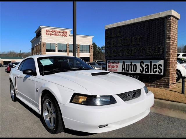 2004 Ford Mustang Gt Deluxe 4f171871