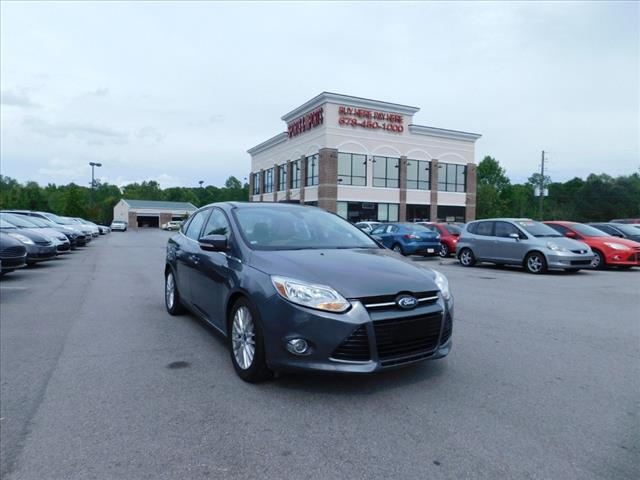 2012 Ford Focus SEL – CL443133