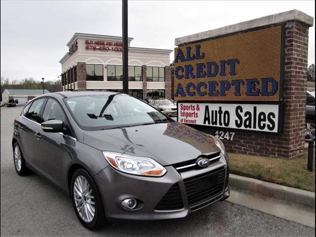 2012 Ford Focus SEL:CL365571