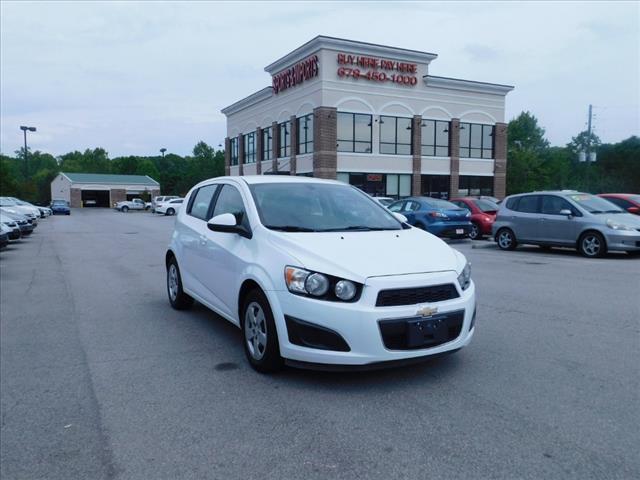2014 Chevrolet Sonic LS Auto – E4152528