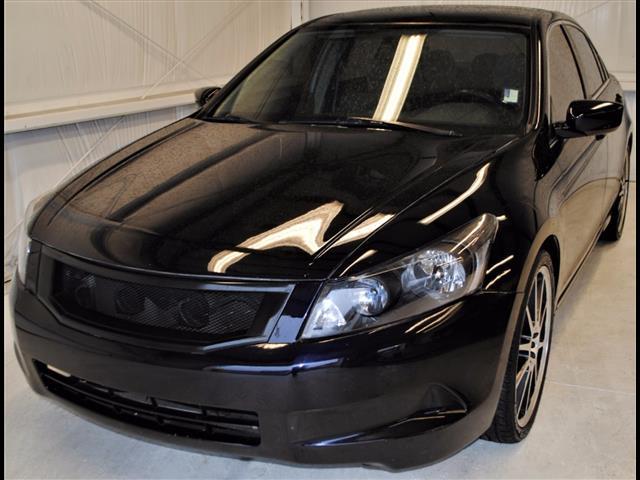 2009 Honda Accord LX:9A201423 ...