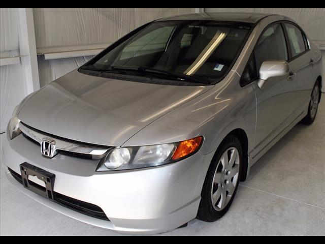 2008 Honda Civic LX–8L015724