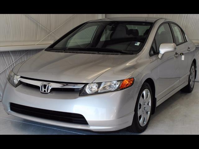 2006 Honda Civic LX:6L023468 ...