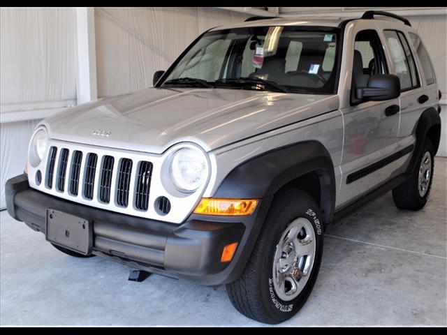 2007 Jeep Liberty Sport:7W620884 ...