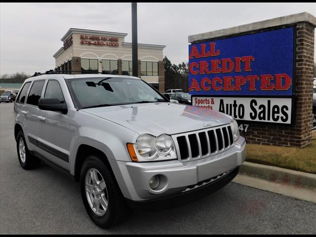 Amazing 2006 Jeep Grand Cherokee Laredo:6C186945 ...