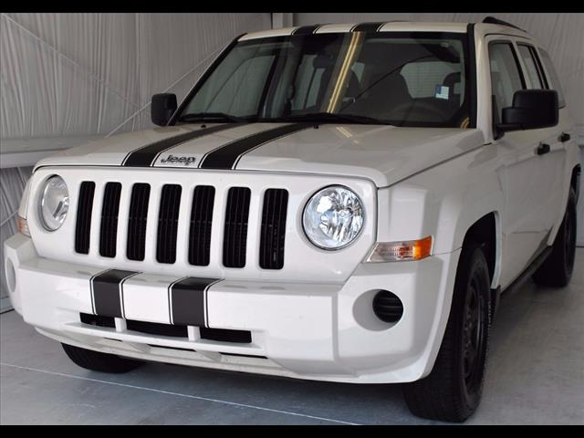 2008 Jeep Patriot Sport:8D706644