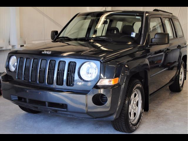 2008 Jeep Patriot Sport:8D676241 ...