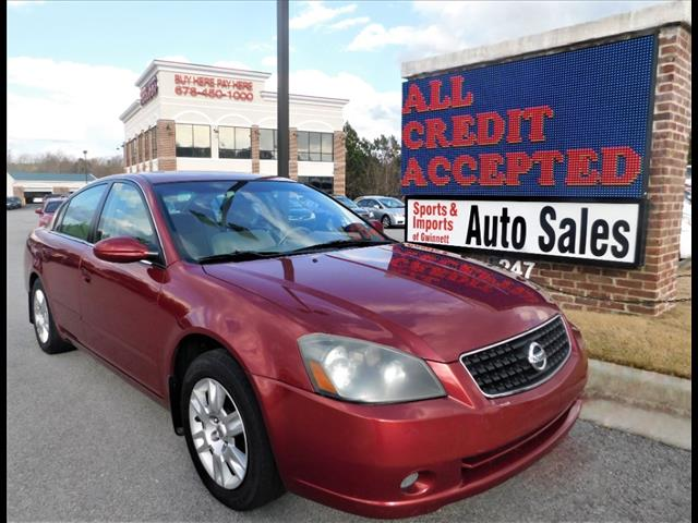 Used 2006 Nissan Altima 25 S Other For Sale 6n352701 Buford Ga