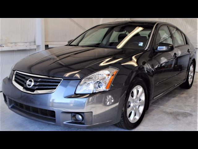 used 2007 nissan maxima 3 5 se sedan for sale 7c805926 buford ga sports and imports. Black Bedroom Furniture Sets. Home Design Ideas
