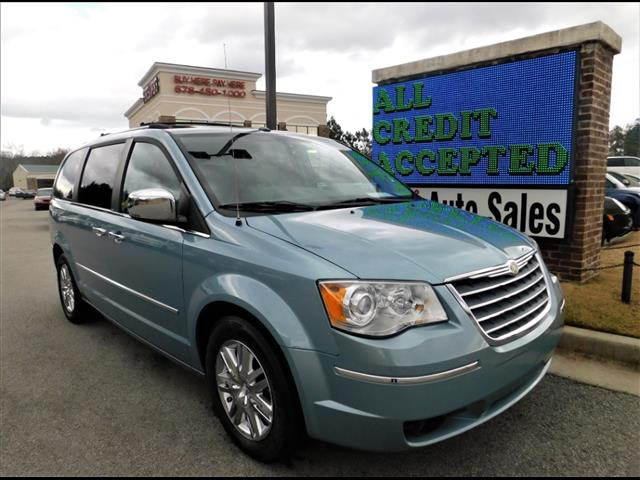 used 2009 chrysler town country limited other for sale 9r529246 buford ga sports and. Black Bedroom Furniture Sets. Home Design Ideas