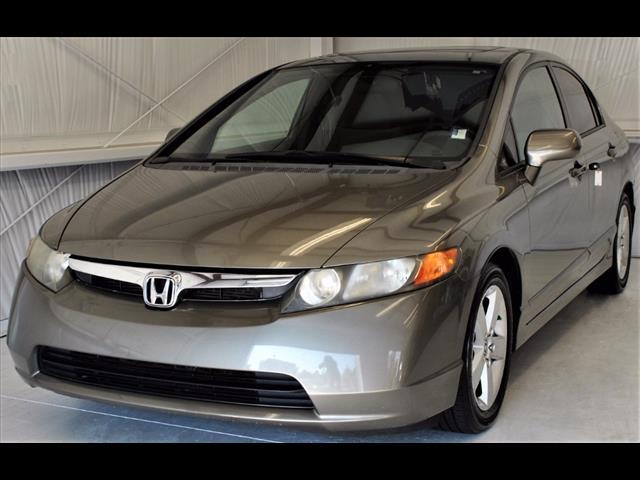 2008 Honda Civic EX:8H513731 ...