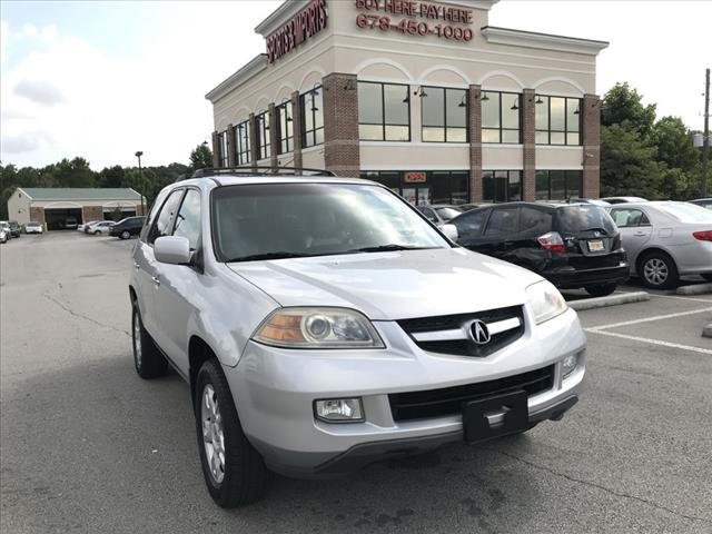 Used Acura MDX Touring WNavi Other For Sale H - Acura mdx used 2006