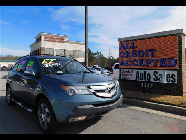 Used Acura MDX SHAWD WTech Other For Sale H Buford - 2007 acura mdx sport shocks