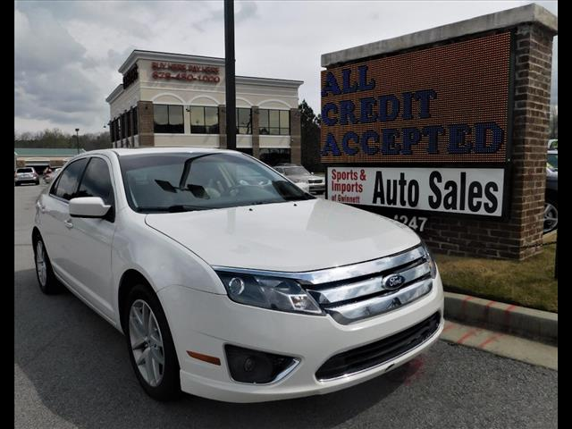 2011 Ford Fusion SEL – BR164296