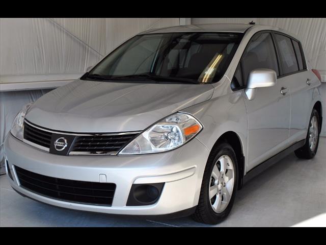 Used 2008 Nissan Versa 18 Sl Hatchback For Sale 8l450013 Buford
