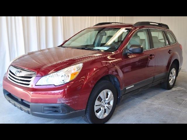 2011 Subaru Outback 2.5i – B3373523