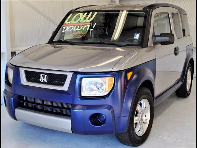 used 2006 honda element ex suv for sale 2414 buford. Black Bedroom Furniture Sets. Home Design Ideas