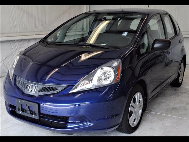 2010 Honda Fit Base – AC009357